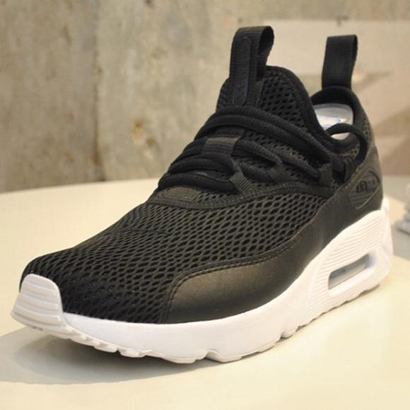 sports shoes c4eec faa8d NIB 📓 NIKE blk wht Air Max 90 EZ GS ~ various